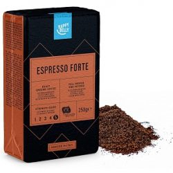 Café molido Amazon - Happy Belly Espresso Forte
