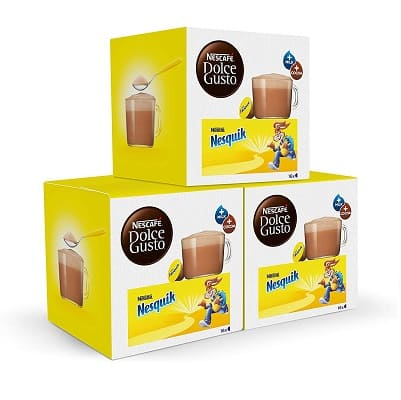 DOLCE GUSTO Cacao NESQUIK